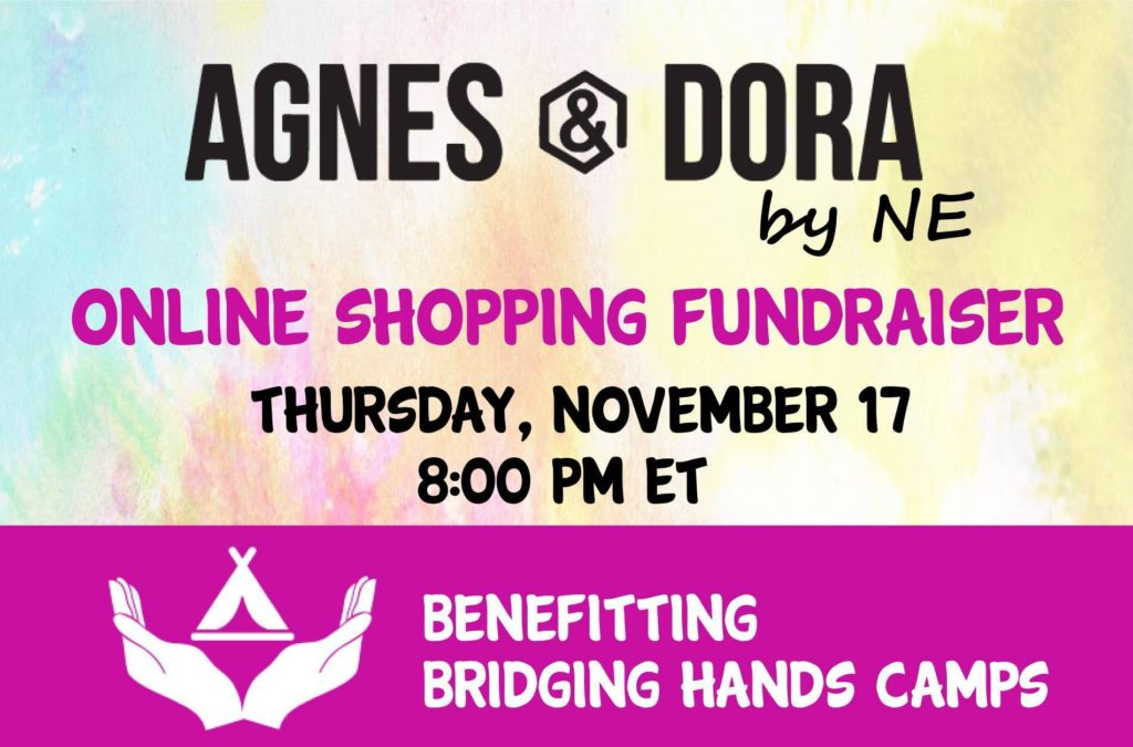 Agnes & Dora online fundraiser